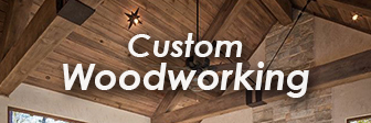 Custom Woodworking in Naperville, Illinois